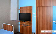 cosmetic surgery patient room small