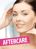 cosmetic surgery aftercare picture