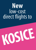 new flights to kosice small picture